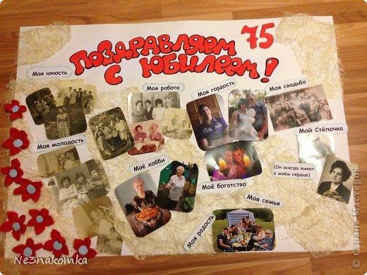 Плакаты на день рождения своими руками дедушке
